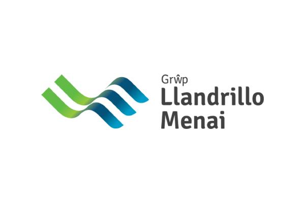 Llandrillo-Menai logo