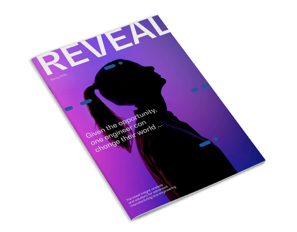 RevEAL Spring 2020 Cover