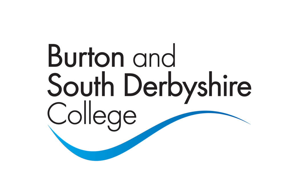 Burtonand Derby College logo