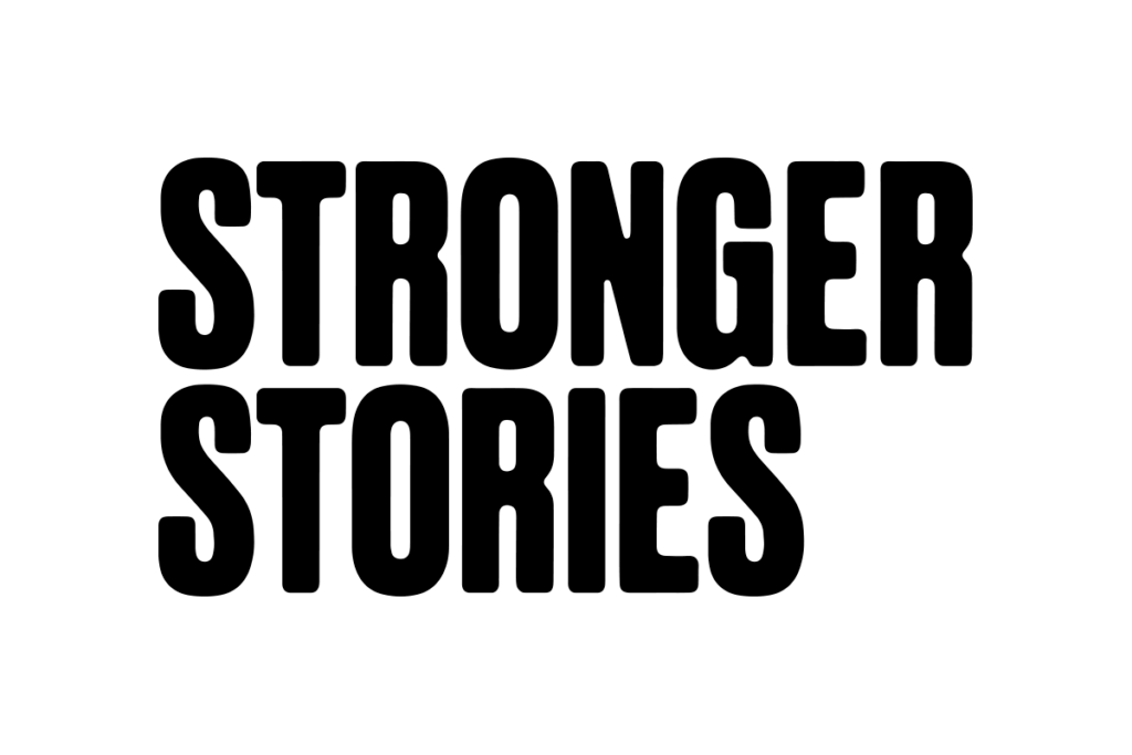 Stronger Stories logo