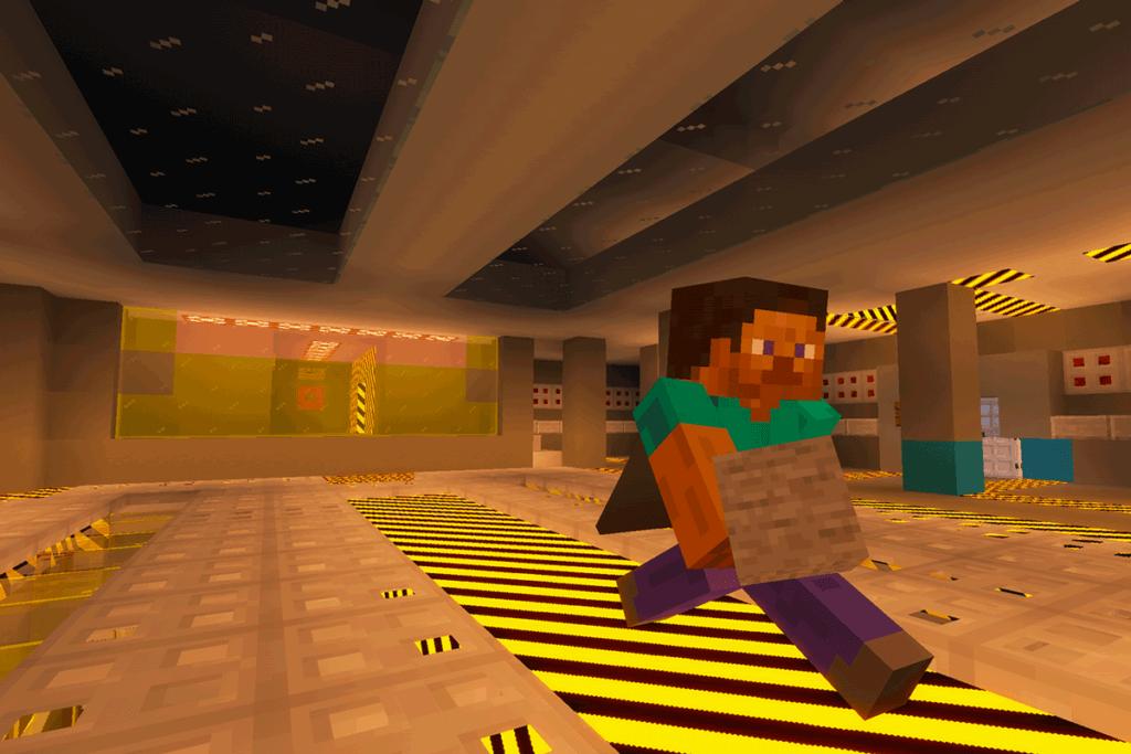 Skills Miner Minecraft Game