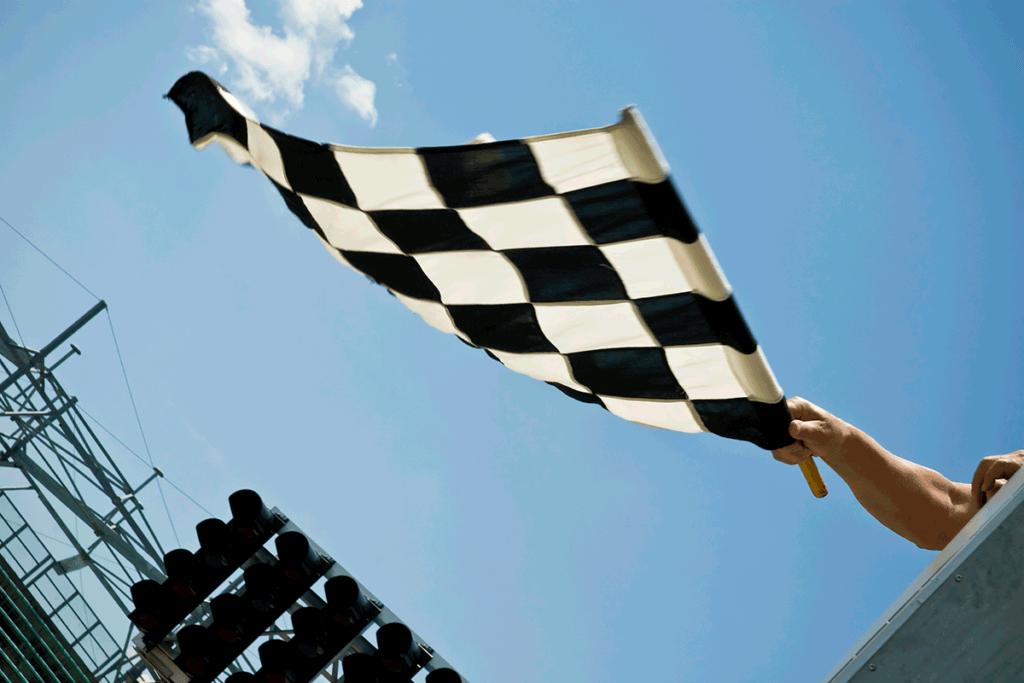 Formula 1 Flag