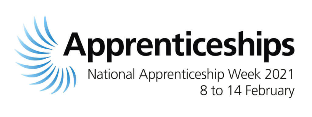 Nathional Apprenticeship Week 2021 Logo