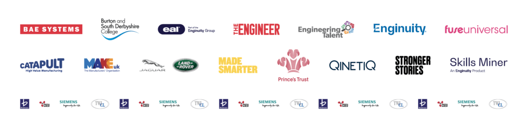 Enginuity Skills Awards 2021 Sponsors