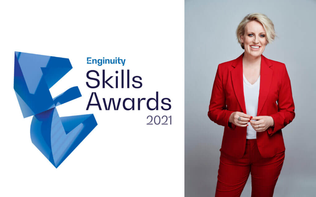 Skills Awards hosted by Steph McGovern