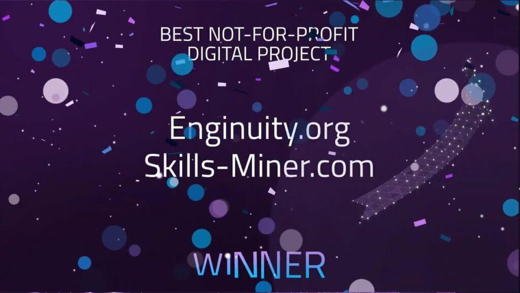 skills miner award