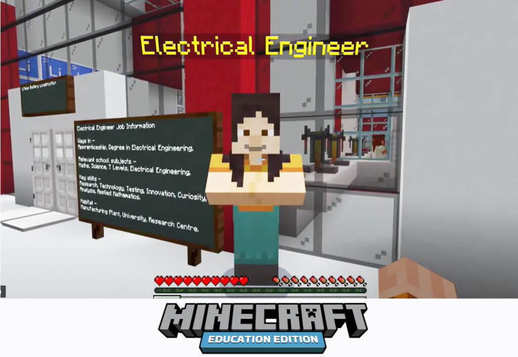 Skills Miner Aerospace Electrical Engineer NPC