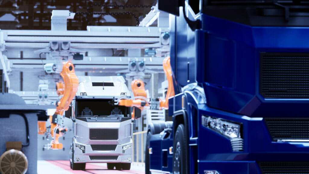 acute shortage of lorry drivers