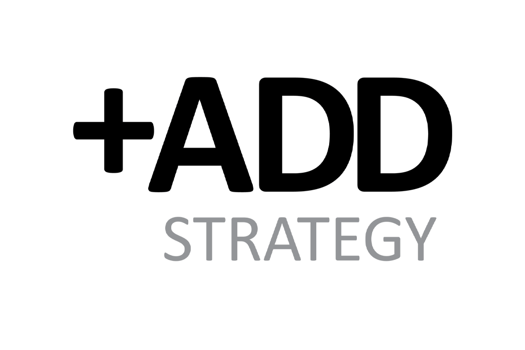 ADD Strategy Logo - Enginuity Skills Awards 2022 Sponsor